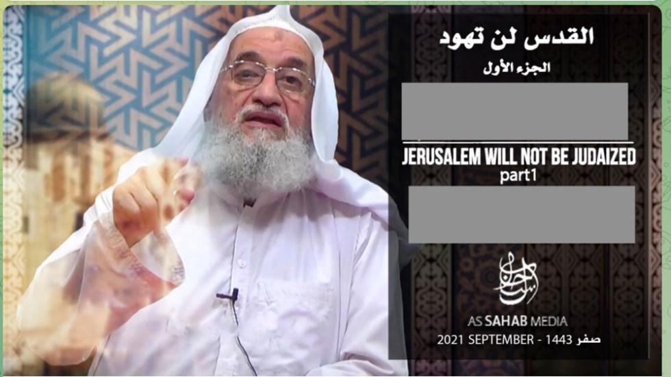 Al Qaeda difunde un vídeo de su líder en el aniversario del 11-S - Ayman al Zawahiri Al Qaeda