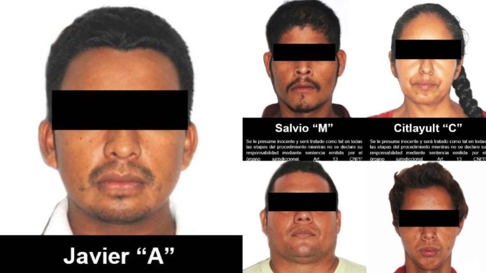 Condenan a 10 integrantes del Cártel Independiente de Acapulco - Condenan a 10 integrantes del Cártel Independiente de Acapulco. Foto de FGR