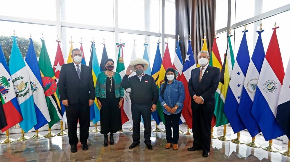 Reunión de la Celac busca transformar a la OEA y ahondar lucha contra la pandemia - Celac encuentro reunión México