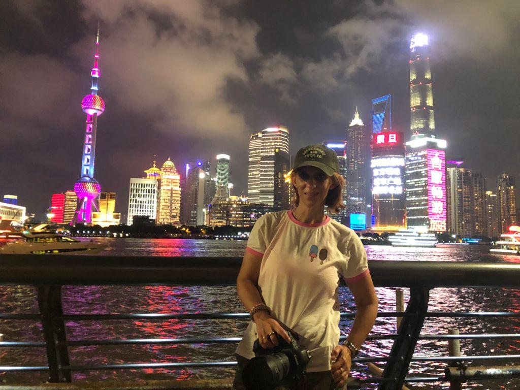Torre de Shanghái en China