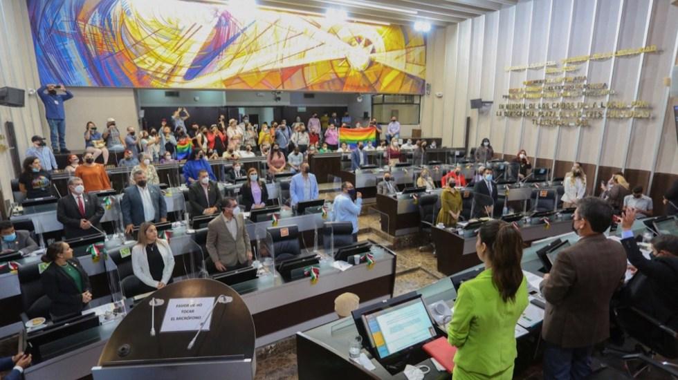Congreso de Sonora aprueba el matrimonio igualitario - Congreso de Sonora aprueba el matrimonio igualitario. Foto de Twitter Alfonso Durazo