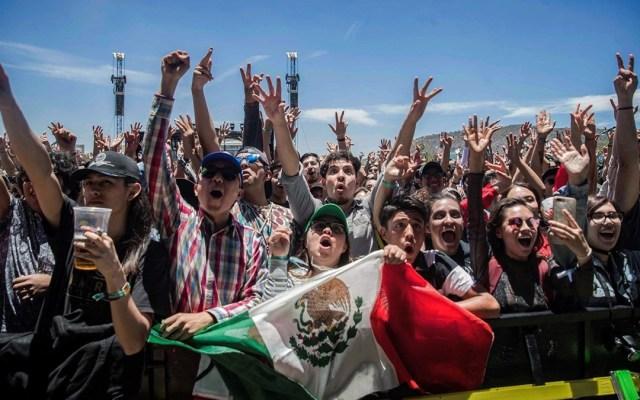 Ciudad de México contempla realizar Corona Capital y Fórmula 1 - CoronaCapital