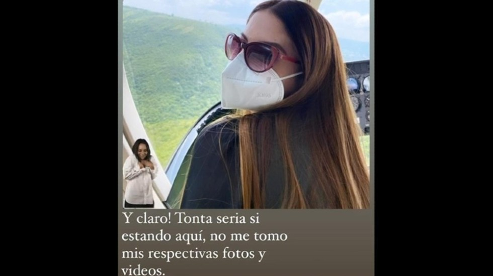 Luego de que esposa presumiera viaje en helicóptero, sancionan a médico del IMSS en Chiapas - Elvia Martí IMSS Chiapas vacunas Tornell
