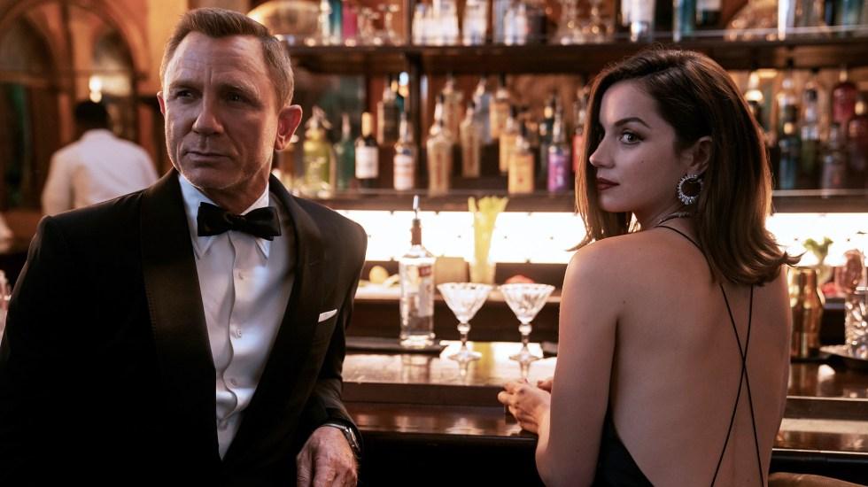 #Video Llega el ansiado tráiler final de James Bond: No time to die - Escena de James Bond No time to die