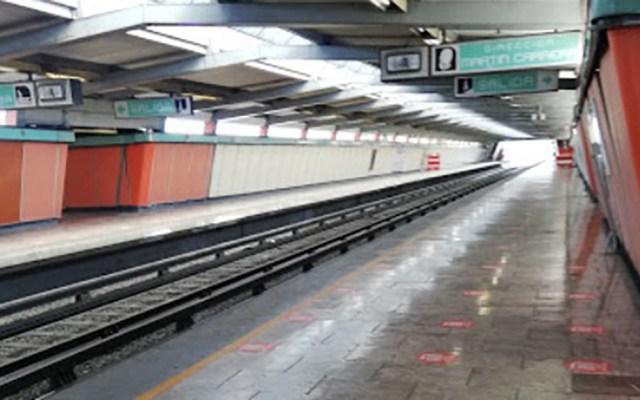 Se suicida persona en Línea 4 del Metro - Estación Bondojito de la Línea 4 del Metro
