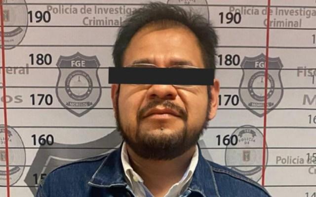 Detienen a exdiputado de Morelos por violación - Exdiputado morelos acusado violación