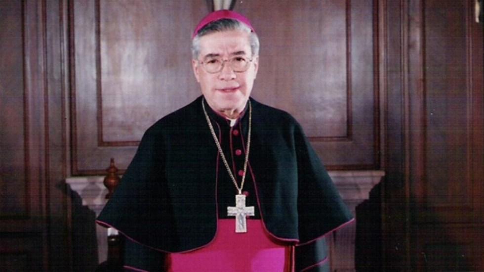 Murió Fernando Chávez, obispo emérito de Zacatecas, por secuelas de COVID-19 - Fernando Mario Chávez Ruvalcaba obispo emérito Zacatecas