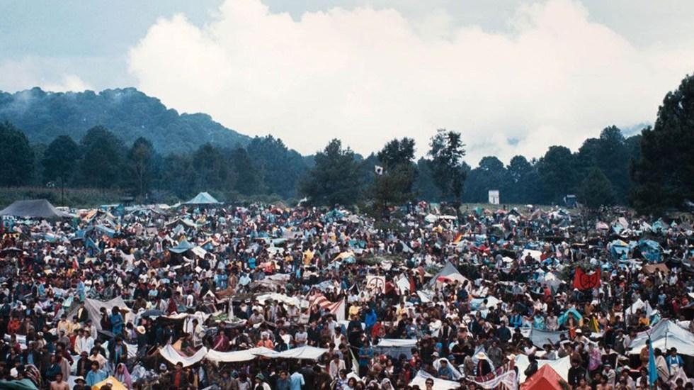Avándaro, el festival de espíritu joven que impulsó el rock latinoamericano - Festival de Avándaro.
