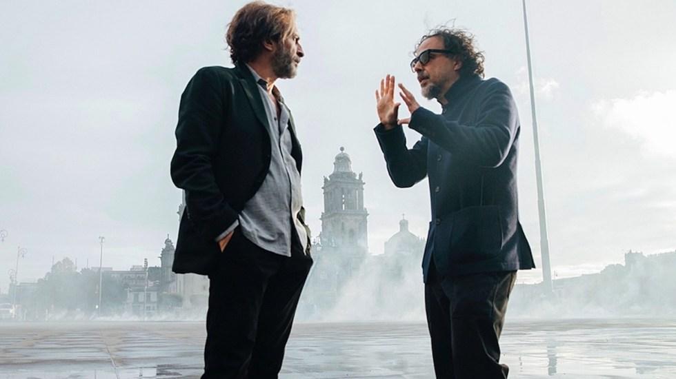 González Iñárritu concluye en México el rodaje de su nueva película - González Iñárritu concluye en México el rodaje de su nueva película. Foto de EFE