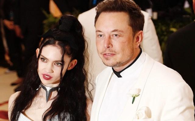 Elon Musk y Grimes confirman su separación - Elon Musk y Grimes confirman su separación. Foto de EFE