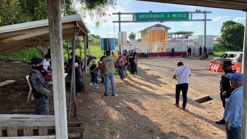 Deportación de guatemaltecos desde México repunta un 89% - guatemaltecos Guatemala México frontera