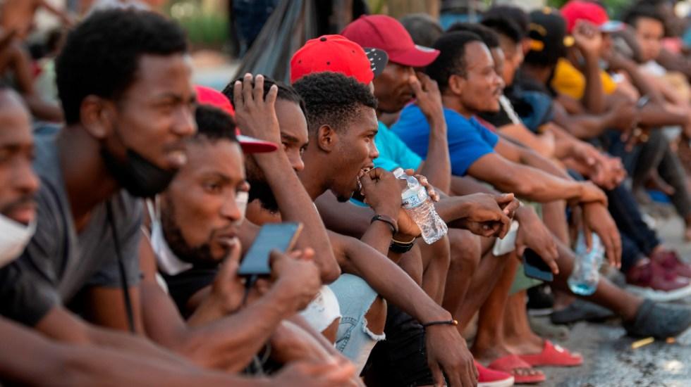 Crisis haitiana se expande por todo México y refleja la tragedia migrante - haitianos Monterrey México crisis migratoria
