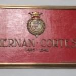 España no se plantea repatriar los restos de Hernán Cortés