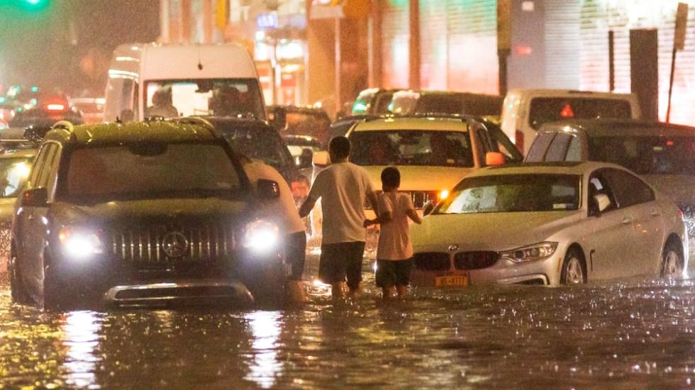 Nueva York pide la declaración de desastre mayor por el impacto de 'Ida' - Ida Nueva York EEUU