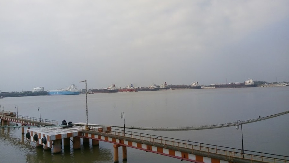Pemex desarrollará terminal de importación de etano junto a Braskem Idesa - Laguna de Pajaritos, Coatzacoalcos, Veracruz