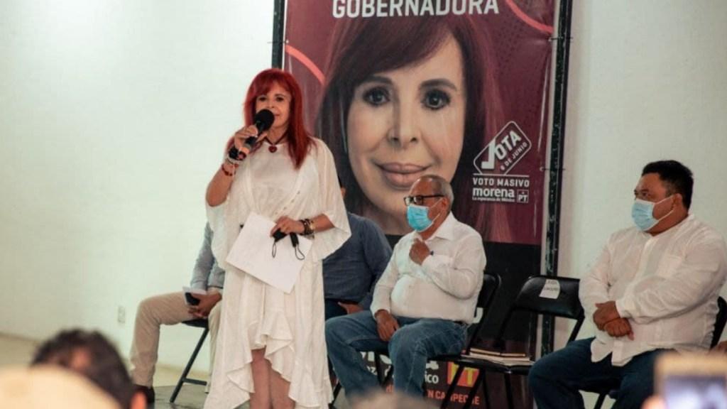 Layda Sansores Campeche