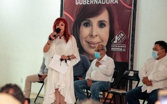 Tribunal Electoral perfila ratificar triunfo de Layda Sansores en Campeche - Layda Sansores Campeche