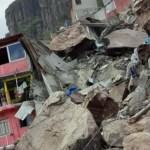 Piden desalojar viviendas cercanas a la zona del derrumbe en el Cerro del Chiquihuite