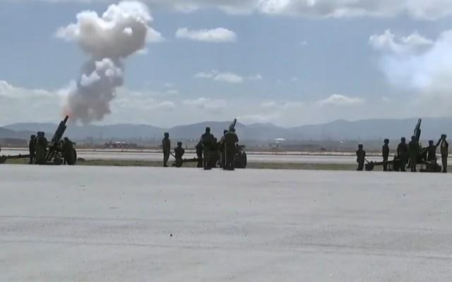 Feria Aeroespacial de México inicia en el nuevo aeropuerto de López Obrador