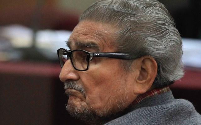 Murió Abimael Guzmán, fundador y líder de Sendero Luminoso - Murió Abimael Guzmán, fundador y líder de Sendero Luminoso. Foto de EFE