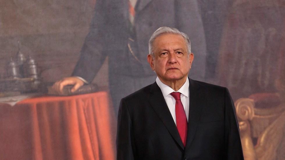 """""""Un retroceso no sería cosa fácil"""", sentencia López Obrador sobre si se diera marcha atrás a su Gobierno - López Obrador durante Tercer Informe de Gobierno"""