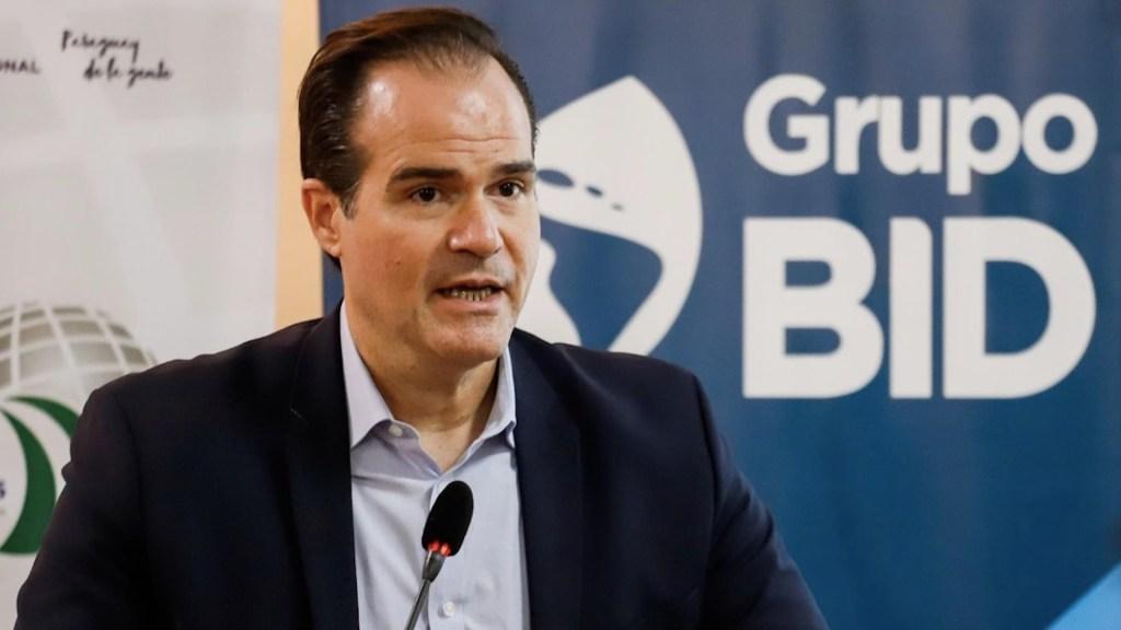 Presidente del BID aboga por digitalización de empresas y apoyo a las Pymes - Mauricio Claver-Carone, presidente del Banco Interamericano de Desarrollo (BID). Foto especial