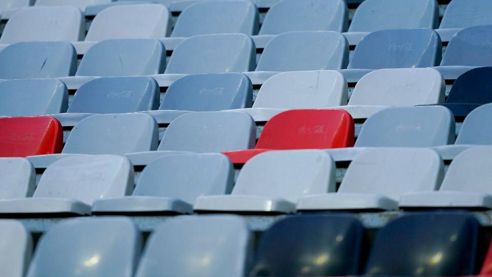México inicia eliminatoria ante Jamaica sin aficionados en el Azteca - México Estadio Azteca butacas puerta cerrada