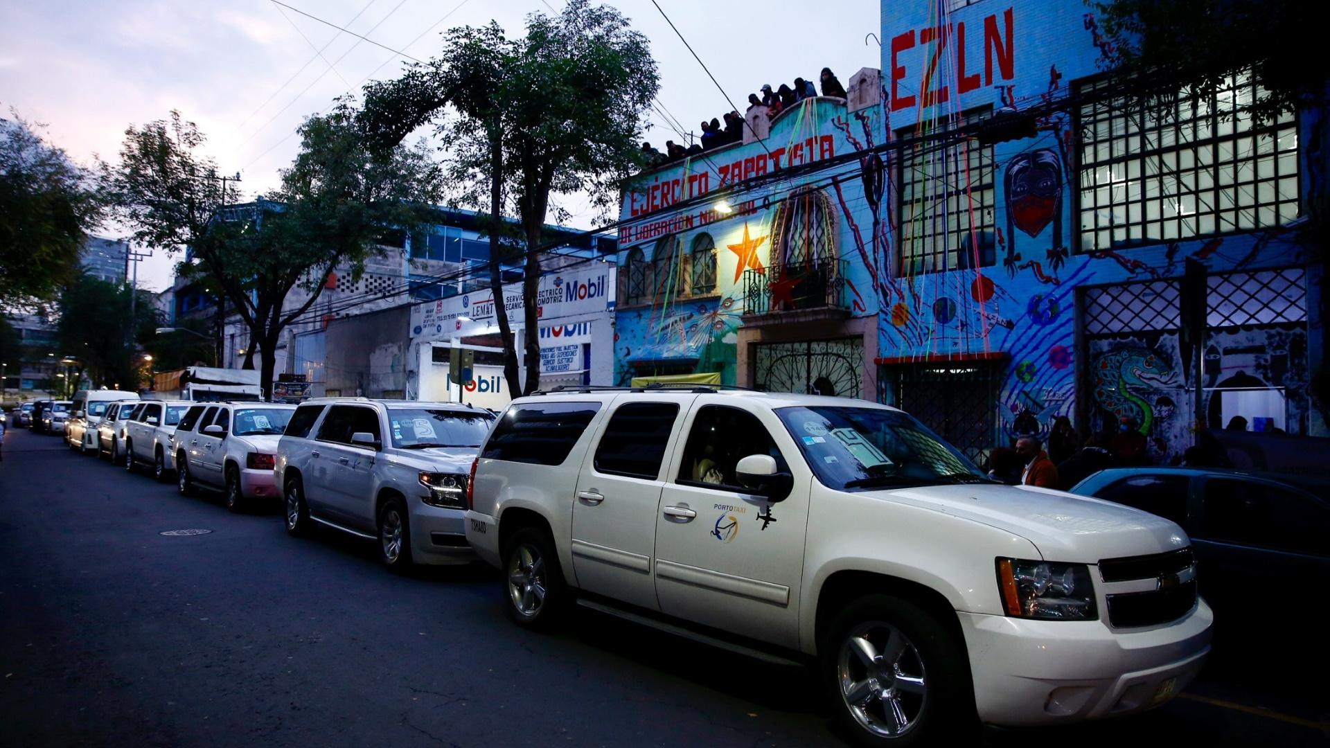 México zapatistas EZLN Europa