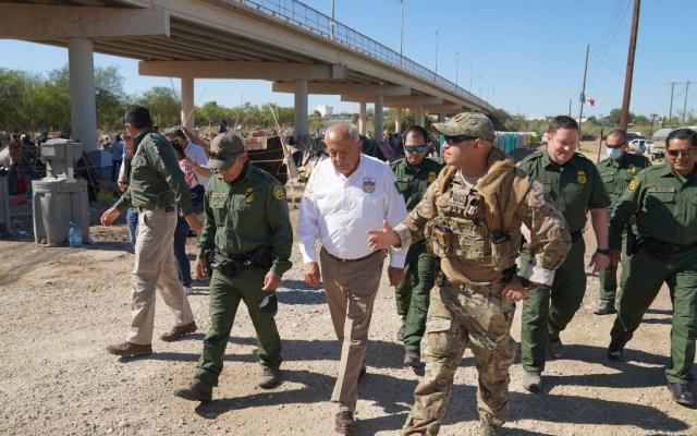 Autoridades de migración de México y EE.UU. se reúnen en Coahuila - Migración INM Coahuila