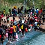 Haití expresa preocupación por sus ciudadanos en frontera de México con EE.UU.