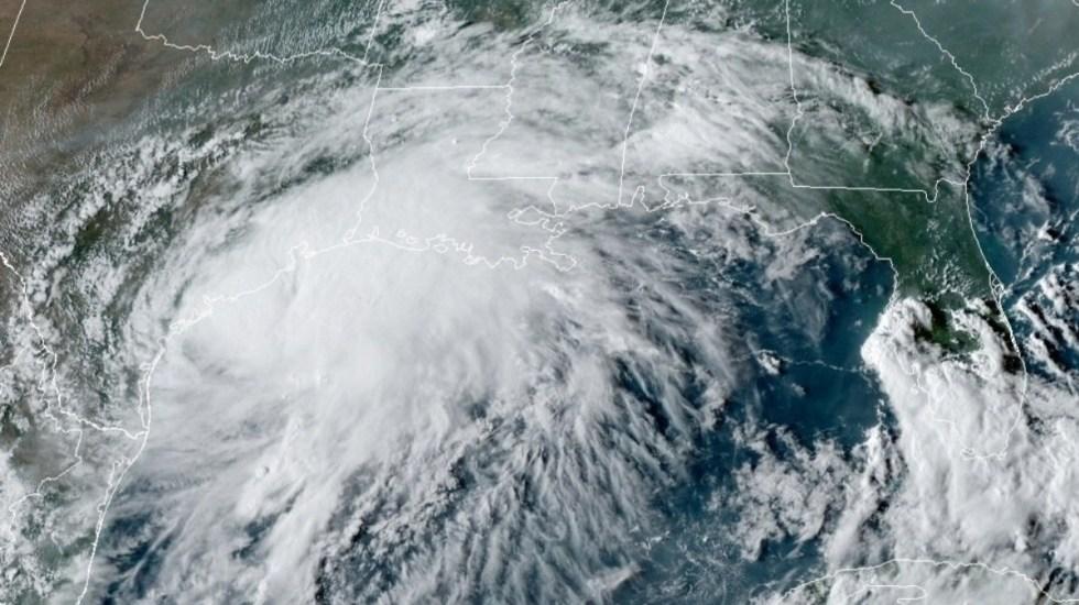 Nicholas se intensifica a huracán antes de tocar tierra en Texas - Nicholas Texas