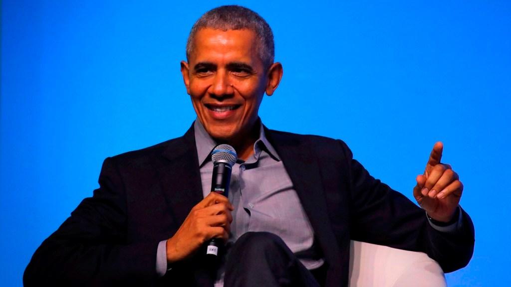 Obama anuncia el inicio de construcción de su biblioteca y museo presidencial - El expresidente de EE.UU. Barack Obama, en una fotografía de archivo. Foto de EFE/ Fazry Ismail.