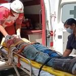 Mueren dos obreros y 10 más resultan lesionados en derrumbe en Ciudad del Carmen - Mueren dos obreros y 10 más resultan lesionados en derrumbe en Ciudad del Carmen. Foto de Crónicas Campeche