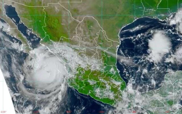 Olaf se intensifica a huracán categoría 1: Meteorológico Nacional - Olaf huracán categoría 1