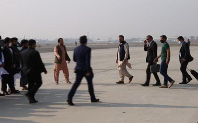Talibanes piden ayuda internacional en reunión con el director de la OMS - OMS Afganistán talibanes