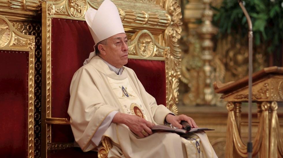 Cardenal hondureño condena maltrato a haitianos en frontera entre México y Estados Unidos - Óscar Andrés Rodríguez cardenal Honduras Haití