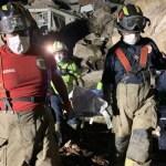 Recuperan cuerpos de Paola y Dilan en derrumbe del Cerro del Chiquihuite