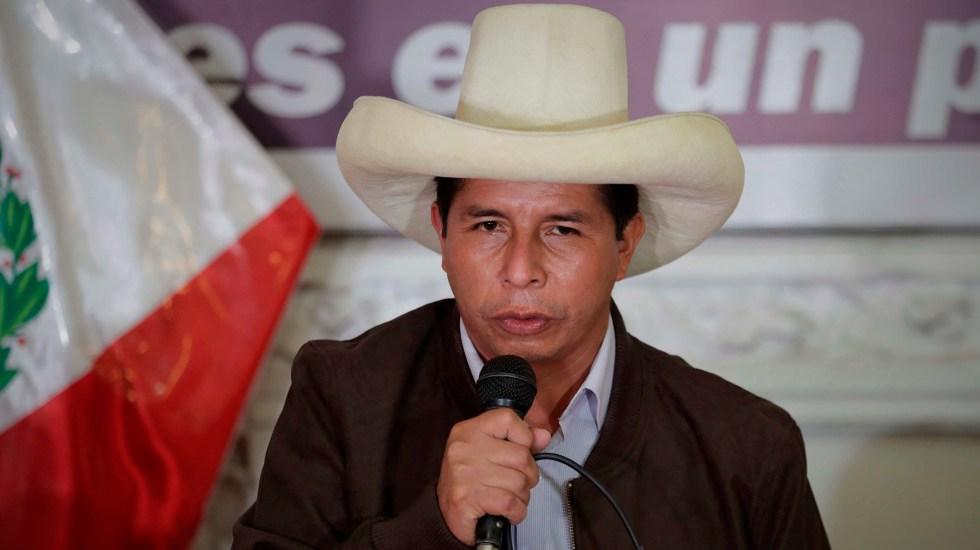 El presidente peruano Pedro Castillo visitará México para reunión internacional - Pedro Castillo