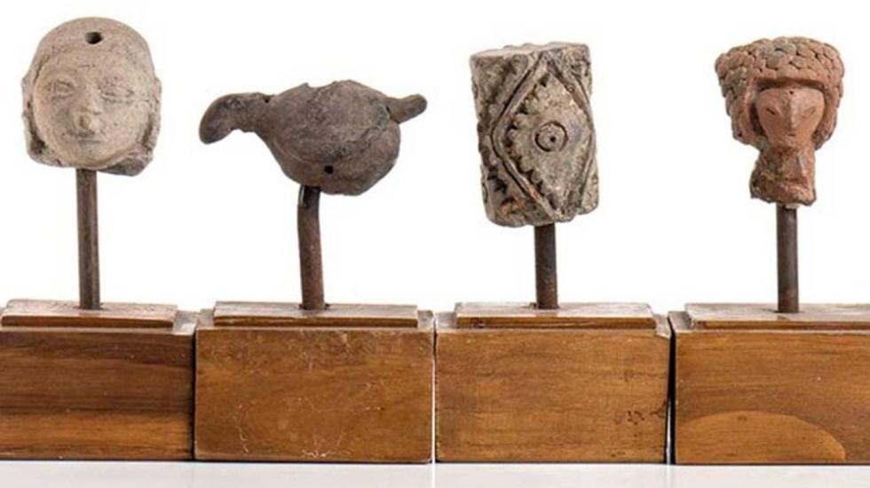 Más de 5 mil piezas bienes arqueológicos e históricos han sido repatriados a México: Frausto - bienes arqueológicas recuperadas México