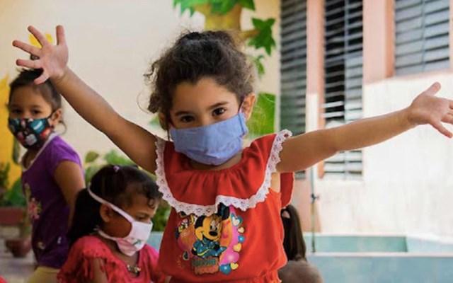 Cuba autoriza uso de su vacuna Soberana 02 en la población pediátrica - Cuba autoriza uso de su vacuna Soberana 02 en la población pediátrica. Foto de Cemed