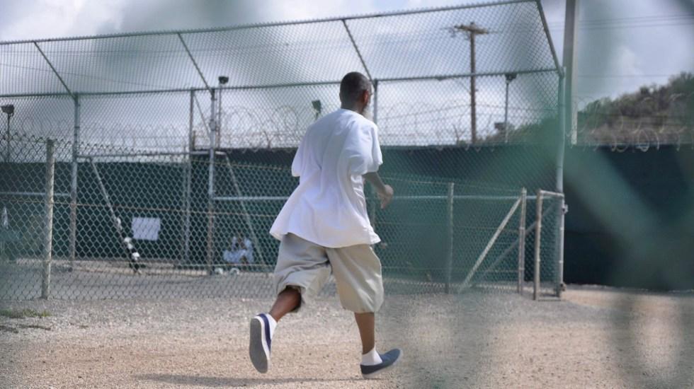Las torturas tras el 11S, el secreto mejor guardado de Estados Unidos - Preso en cárcel de Guantánamo