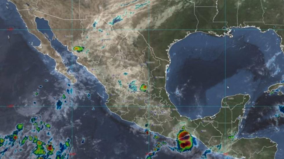 Primer frente frío de la temporada afectará al norte y noreste de México - primer frente frío 2021 2022 México