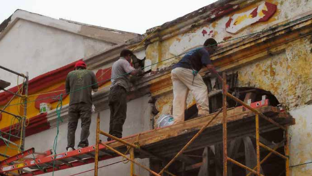 Gobierno ha destinado 33 mil 621 mdp para reconstrucción por sismos de 2017 - reconstrucción sismos 2017