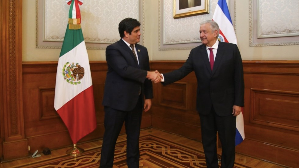 López Obrador ser reúne con presidentes previo al inicio de cumbre de la Celac - López Obrador ser reúne con presidentes previo al inicio de la Celac. Foto de Twitter López Obrador