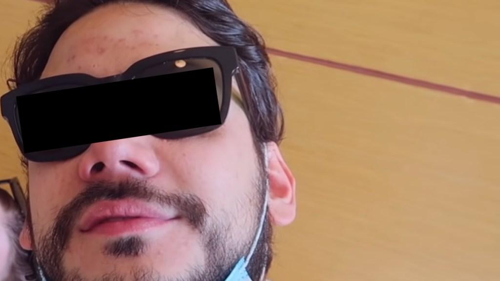 Juez sustituye condena contra youtuber 'Rix'; saldrá libre - Rix Youtuber