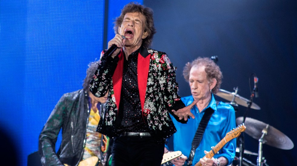 """Rolling Stones publican tema inédito """"Troubles A' Comin"""" - Rolling Stones Mick Jagger"""