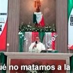 #Video Sacerdote cuestiona ¿por qué no matamos a la mamá? ; 'una mujer que aborta ya no sirve para nada'