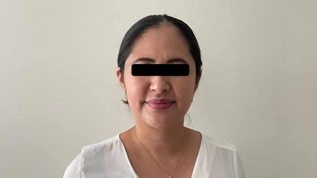 Dan prisión preventiva a diputada suplente de Morena capturada con armas - Sandra Nelly, diputada local de Puebla