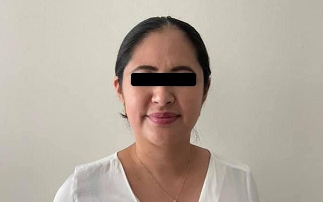 Detienen a diputada morenista de Puebla en posesión de armas del Ejército - Sandra Nelly, diputada local de Puebla