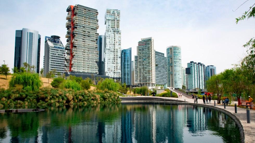 Sector privado baja previsión de crecimiento para México al 5.99 % en 2021 - Santa CDMX Ciudad de México crecimiento